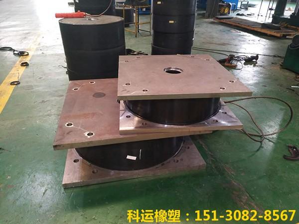 高阻尼隔震橡胶支座(I)型(II型)(滑动型)厂家1