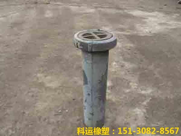 圆形铸铁泄水管3