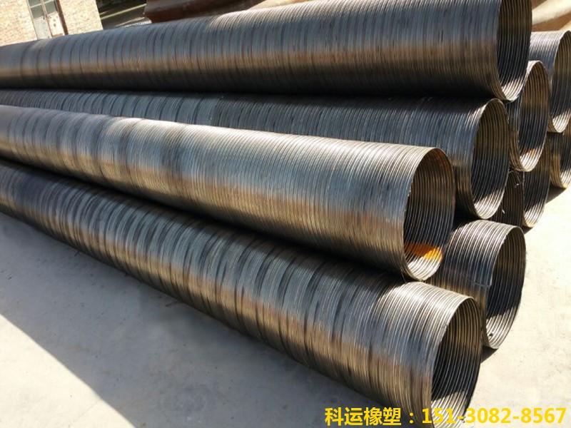 镀锌波纹管 预应力波纹管 金属波纹管-科运橡塑国标波纹管1