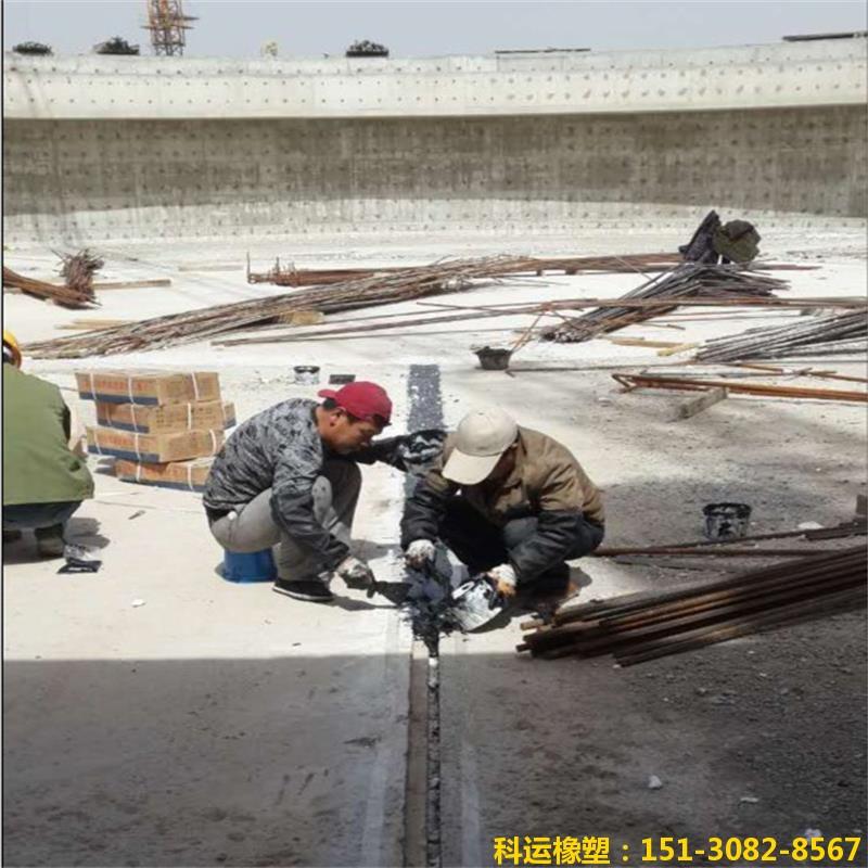 混凝土接缝防水用双组份聚硫密封胶的接缝清理方法2