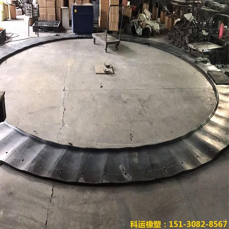 橡胶帘布板 盾构机帘布橡胶板 生产研发配套单位1