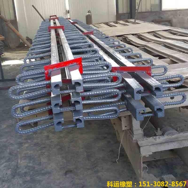 桥梁伸缩缝 d80型单组式型钢毛勒伸缩缝 单缝钢伸缩缝专家2