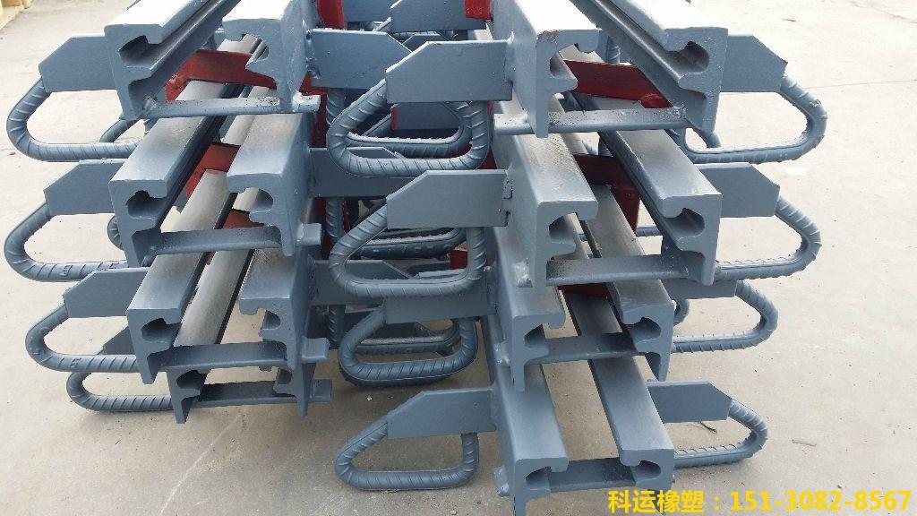 国标GQF-F型406080型单缝式桥梁伸缩缝装置厂家精品1