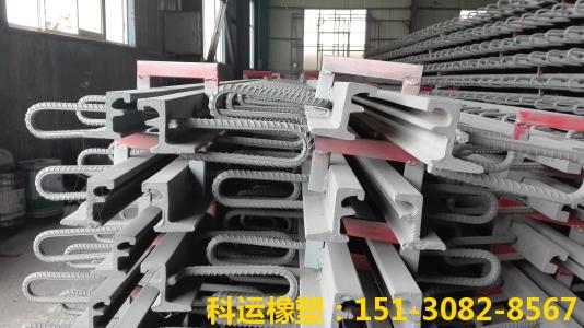 单组式D80型D40型D60型毛勒伸缩缝 国产热轧型钢伸缩缝批发2