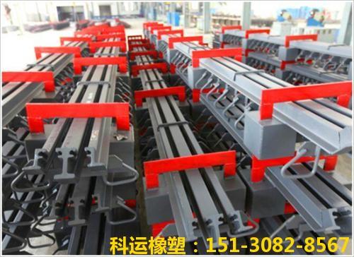 模数支承式桥梁伸缩装置-科运橡塑国标热轧型钢伸缩缝厂家2