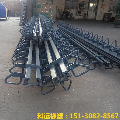模数支承式桥梁伸缩装置-科运橡塑国标热轧型钢伸缩缝厂家4