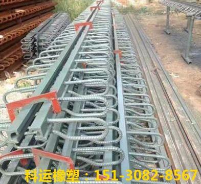 整体热轧16Mn异型钢单缝桥梁伸缩缝装置研发中心荣誉出品1