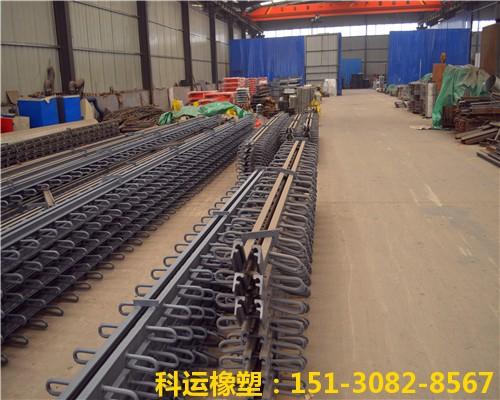 GQF-E型桥梁伸缩缝 异型钢材为16Mn桥梁专用钢材研发中心3