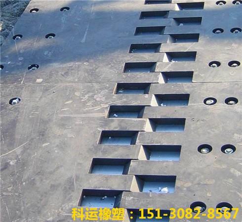 斜交桥梁专用伸缩缝装置 科运良品斜交桥梁伸缩缝厂家批发3
