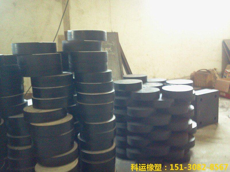 矩形(圆形)板式橡胶支座 四氟乙烯滑板桥梁支座国标正品1