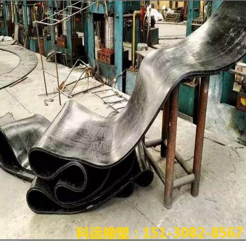 洞口帘布橡胶板的发展史 盾构帘布橡胶板国标生产研发中心2