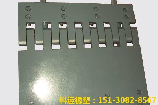 梳齿钢板桥梁伸缩缝装置样品