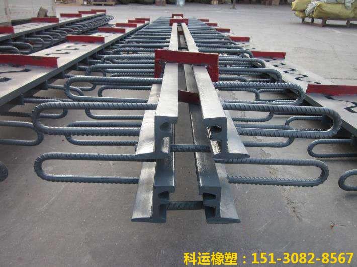 E型桥梁伸缩缝装置图集