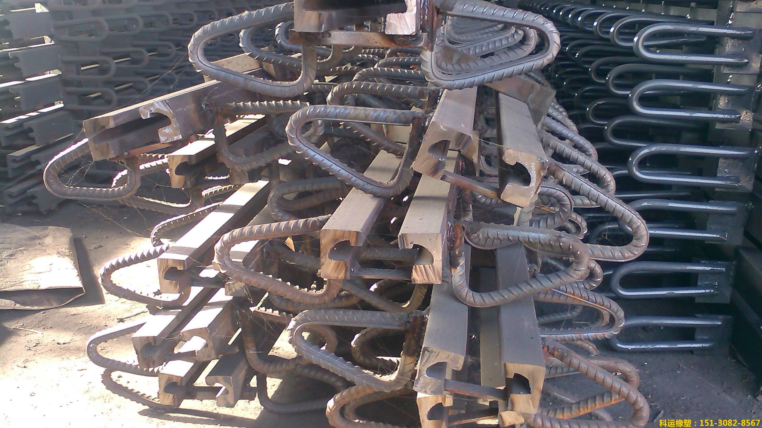 国标Q345b热轧一次成型桥梁伸缩缝装置 16Mn桥梁专用2