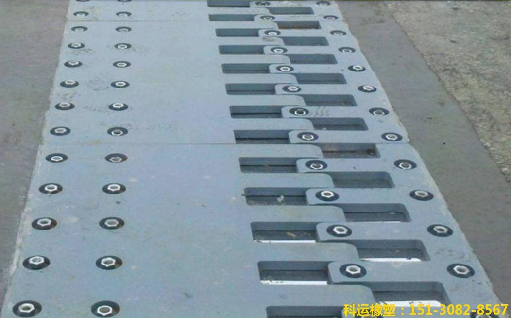 梳齿钢板桥梁伸缩缝装置图集
