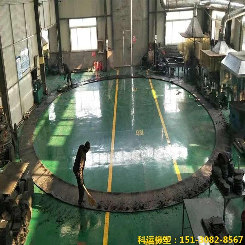 地铁盾构管片 盾构出洞装置 帘布橡胶板厂家国标生产1
