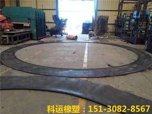 地铁盾构管片 盾构出洞装置 帘布橡胶板厂家国标生产2