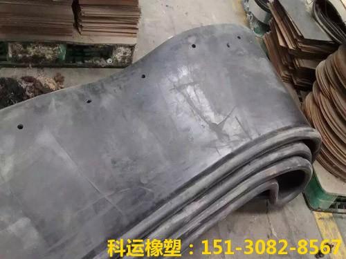 盾构机帘布橡胶板 洞口防水密封装置 帘布密封圈厂家定做2