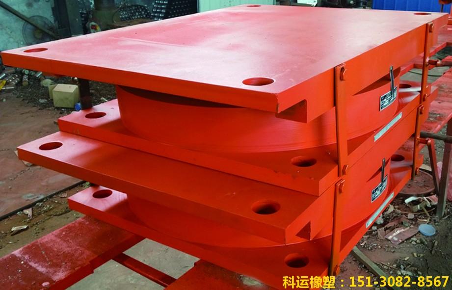 隔震橡胶支座 板式盆式橡胶支座 桥梁支座研发专家2