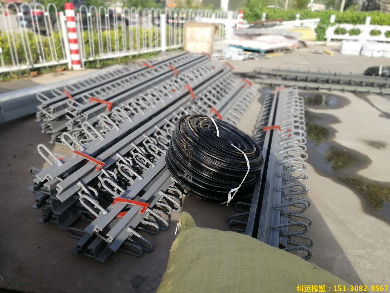 科运橡塑Z型桥梁伸缩缝装置发货实景