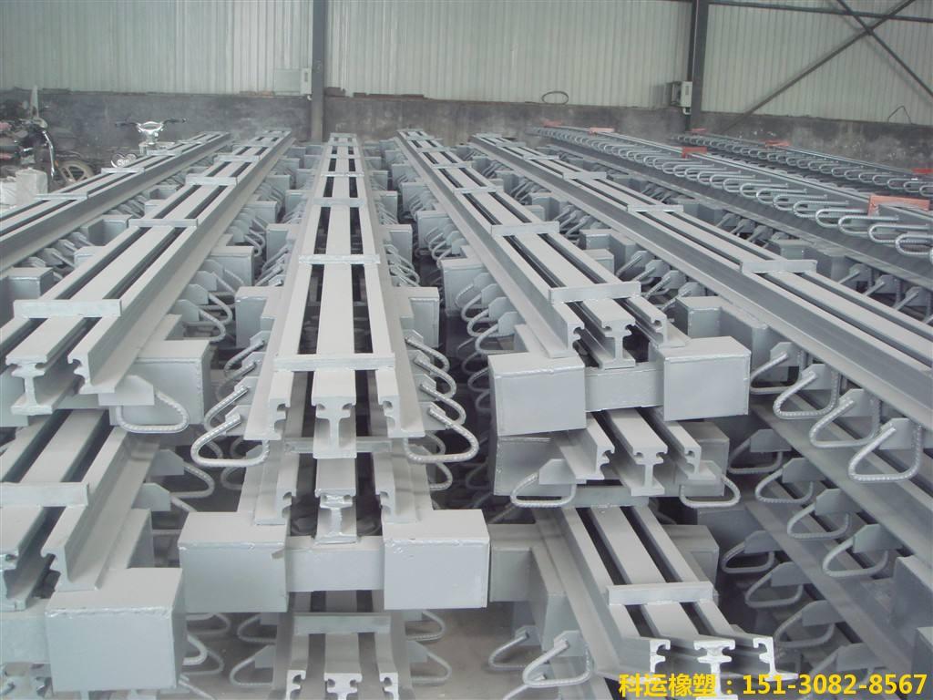 160型桥梁伸缩缝装置图集