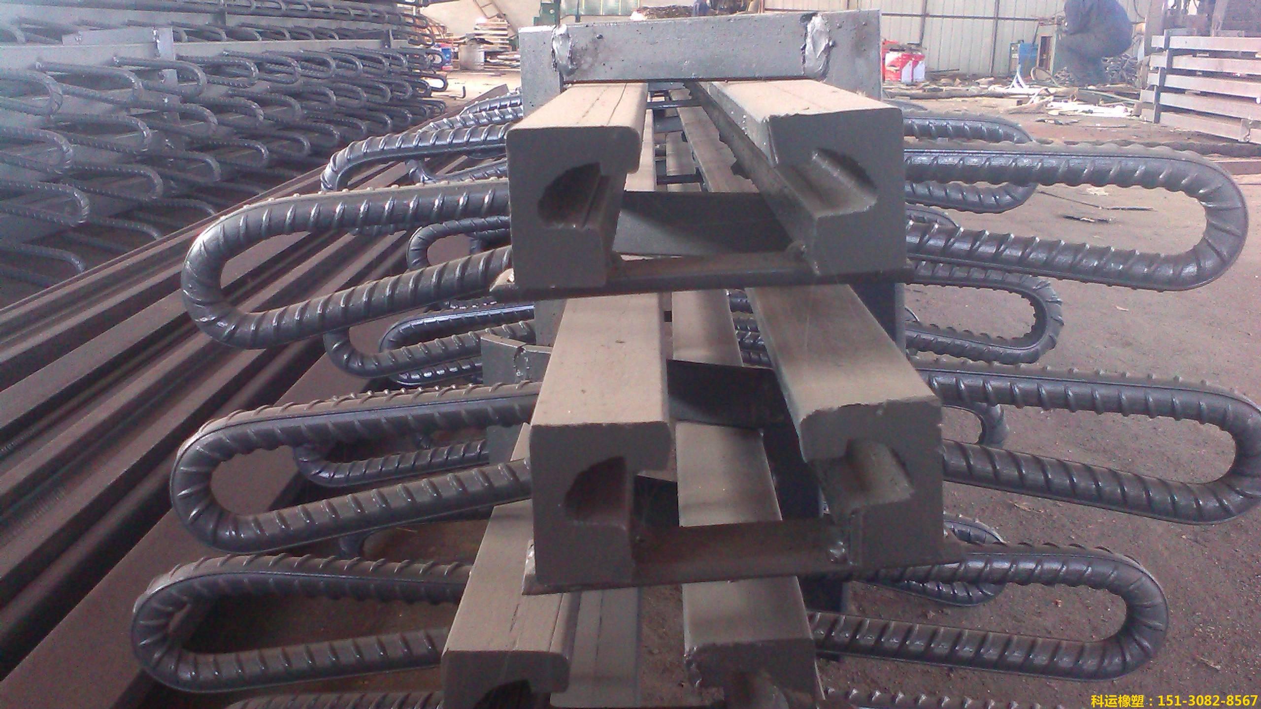 国标C40型桥梁伸缩缝装置型号图集