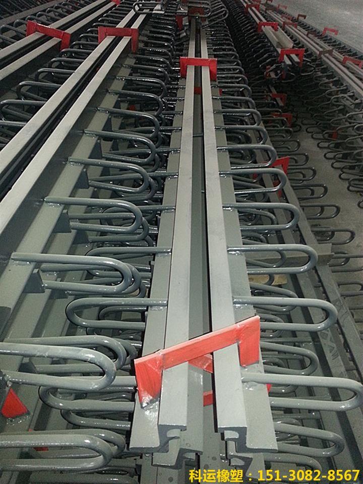 国标E型桥梁伸缩缝装置产品图集