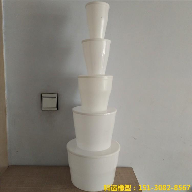 管道留洞预埋塑料套管50-200型号实拍