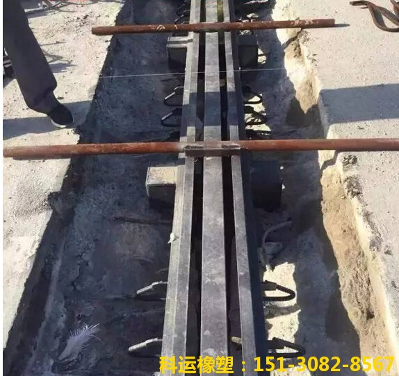 桥梁伸缩缝装置标准化安装养护工艺流程讲解2