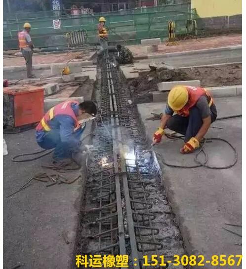 桥梁伸缩缝装置标准化安装养护工艺流程讲解3