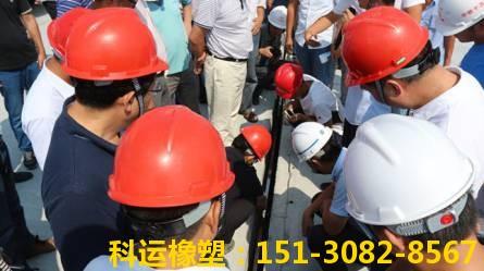 【中国科运】公路桥梁伸缩缝装置安装技术大揭密1