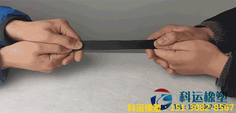 丁基防水胶带拉伸试验防火试验防刮试验图解1