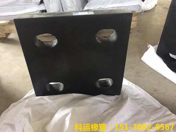 四孔网架橡胶支座-减隔震橡胶支座精品