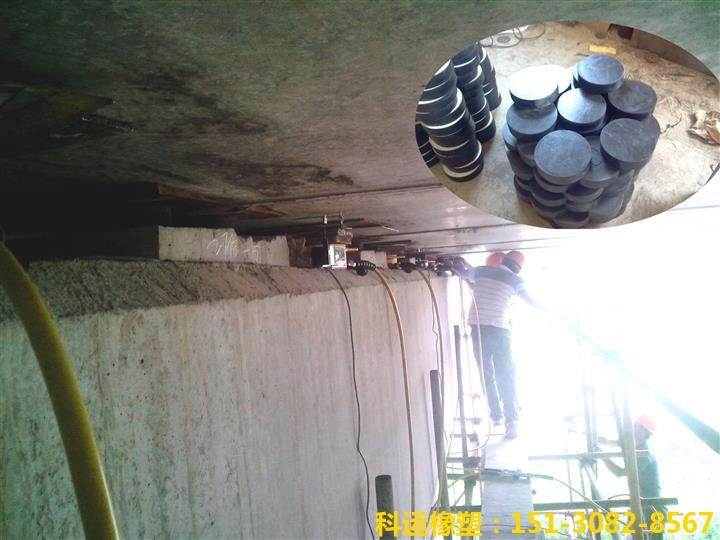 桥梁伸缩缝 板式盆式橡胶支座 混凝土钢纤维