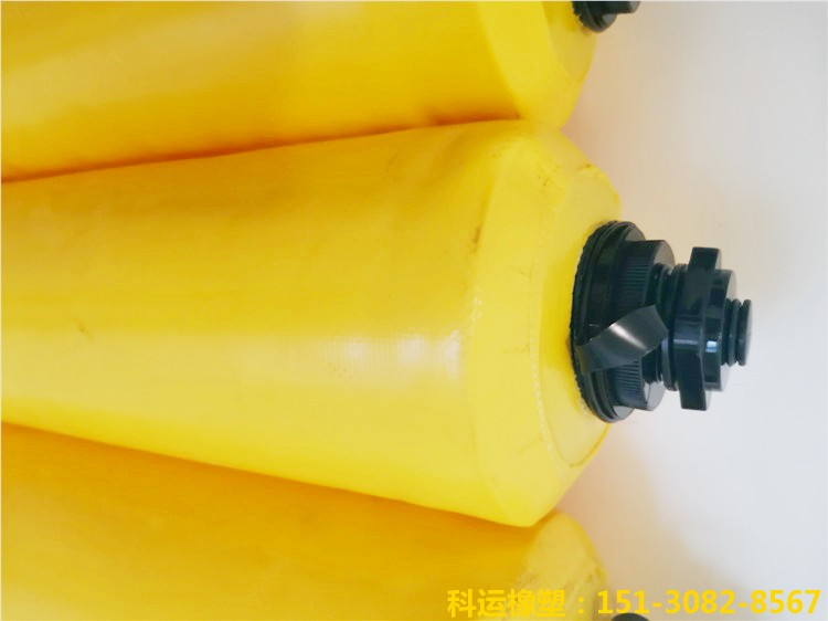pvc夹网布加强型建筑混凝土拦茬隔断气囊厂家批发1