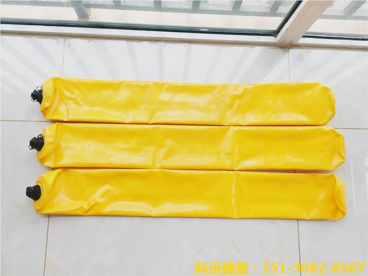 梁柱高低标号混凝土浇筑辅助工具【隔断气囊】-收口网二代6