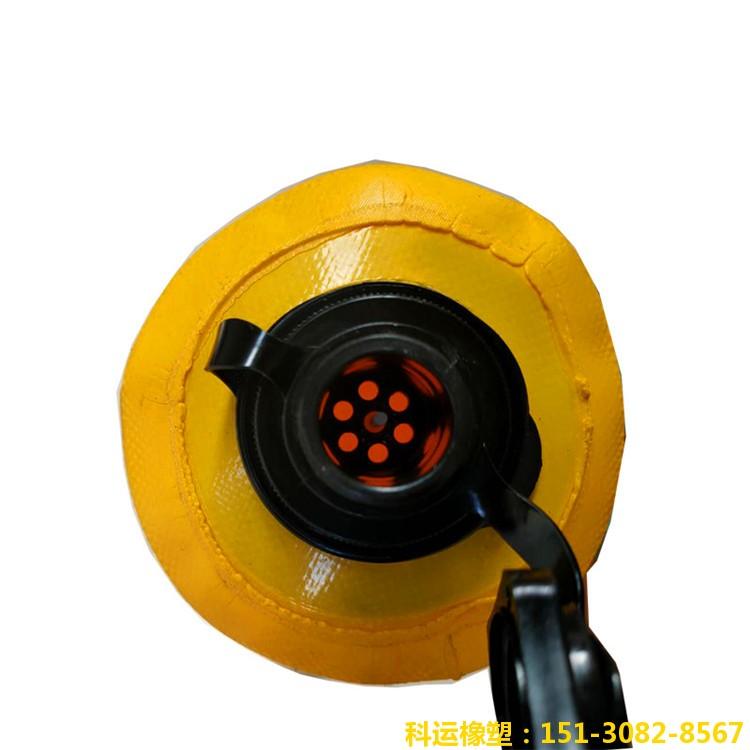 梁柱高低标号混凝土浇筑辅助工具【隔断气囊】-收口网二代7