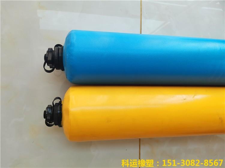 建筑拦茬用气囊 充气式建筑梁柱节点混凝土隔断气囊4