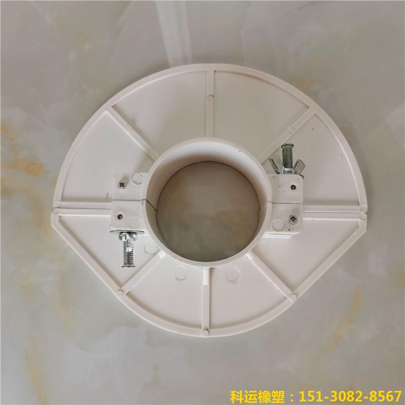 楼房排水管道预留洞堵洞用pvc吊模 塑料吊模神器5