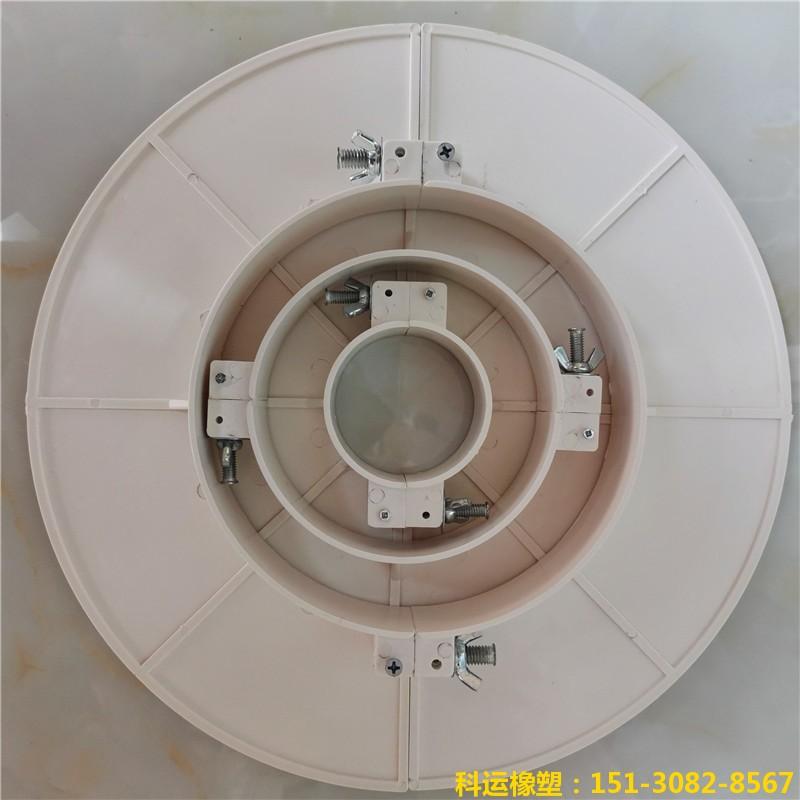楼房排水管道预留洞堵洞用pvc吊模 塑料吊模神器13