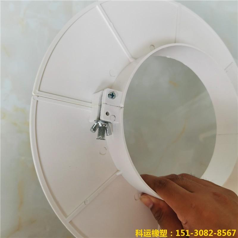 楼房排水管道预留洞堵洞用pvc吊模 塑料吊模神器15