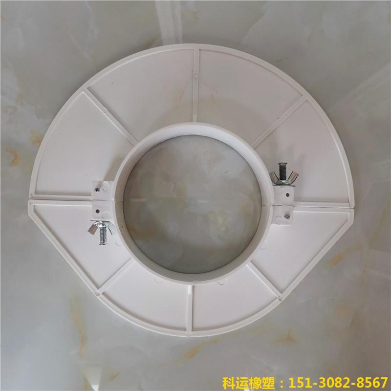 楼房排水管道预留洞堵洞用pvc吊模 塑料吊模神器14