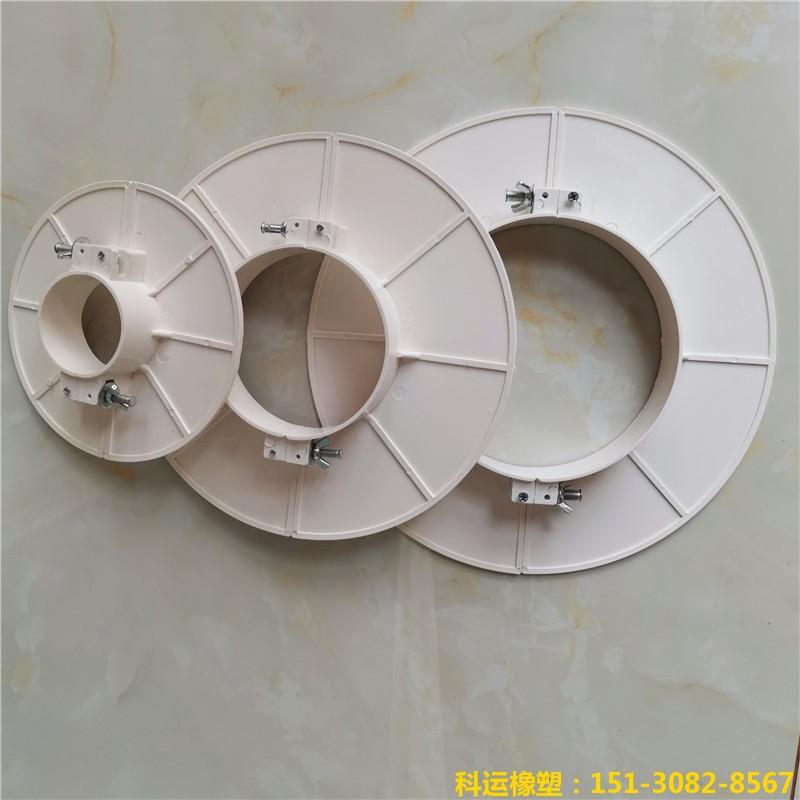 楼房排水管道预留洞堵洞用pvc吊模 塑料吊模神器18