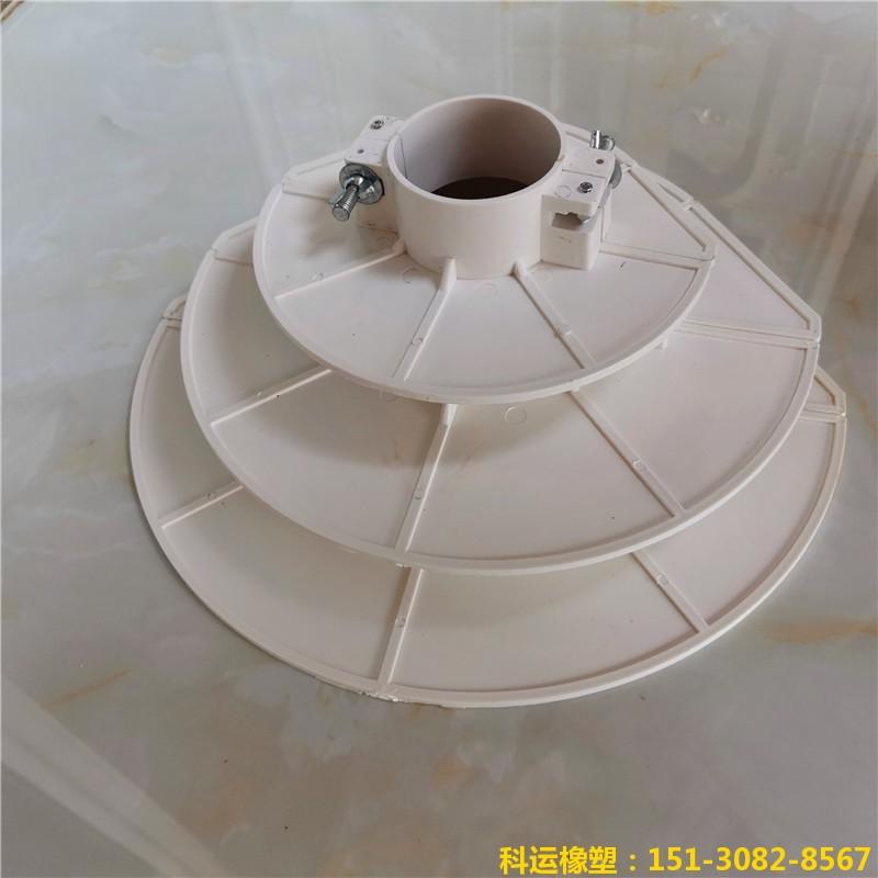 楼房排水管道预留洞堵洞用pvc吊模 塑料吊模神器21