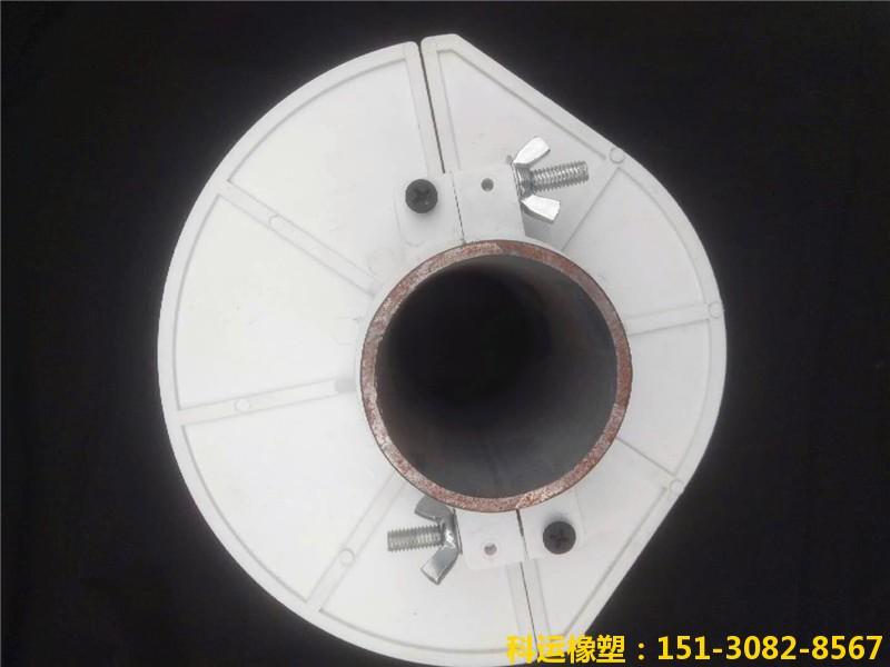 楼房排水管道预留洞堵洞用pvc吊模 塑料吊模神器4