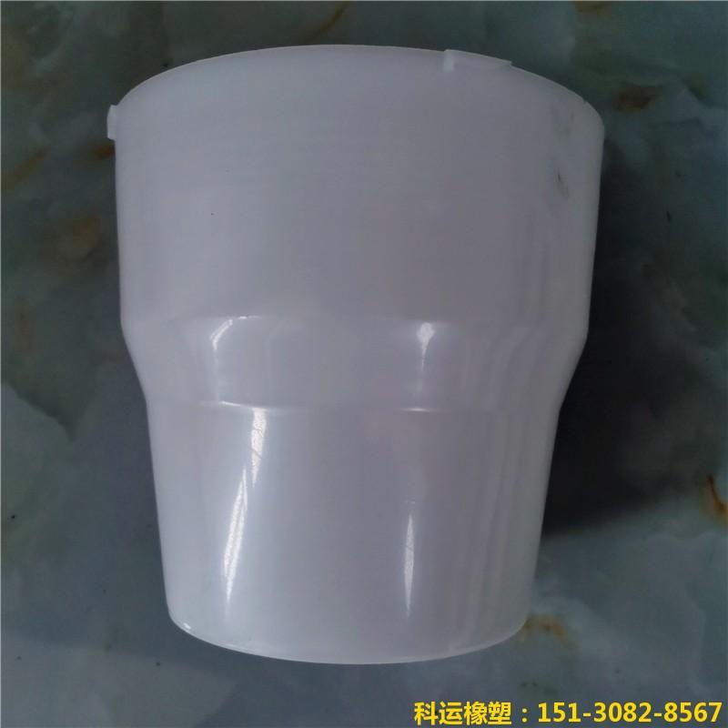 给排水管道预留洞白桶 管道预留洞神器 黑白花盆定做6