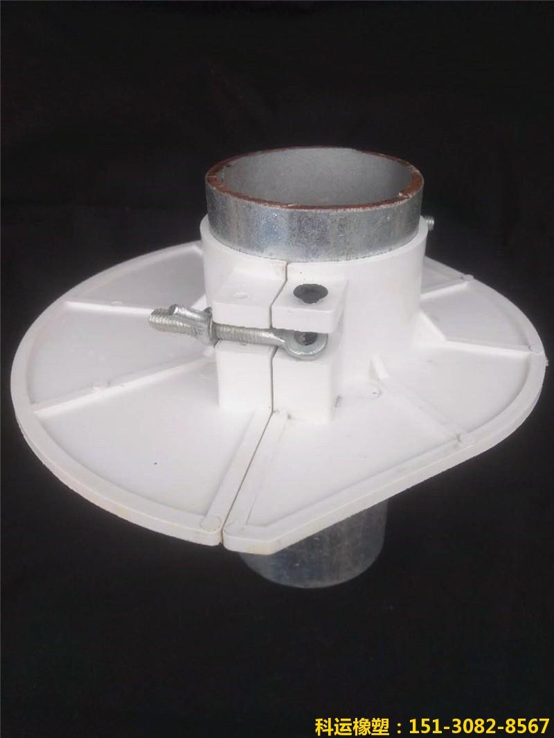 楼房排水管道预留洞堵洞用pvc吊模 塑料吊模神器9
