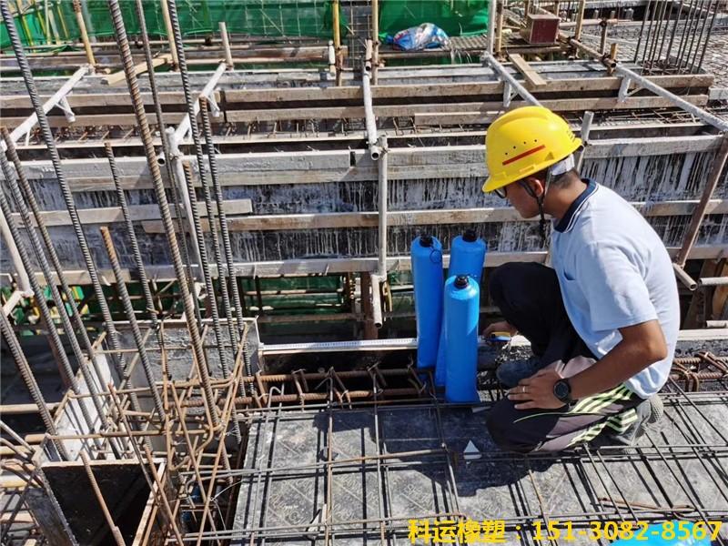 建筑浇筑混凝土用拦茬隔断气囊【防串标气柱】4