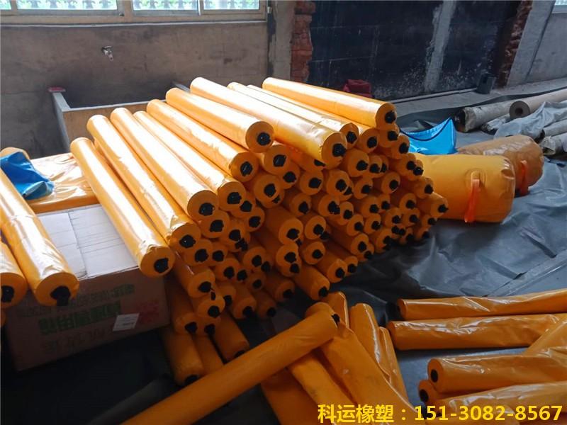 建筑梁柱节点核心区混凝土隔断拦茬气囊3