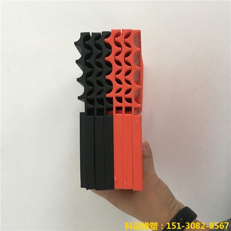 SD型橡胶减震垫 橡胶隔震板 科运机器设备减震垫板17